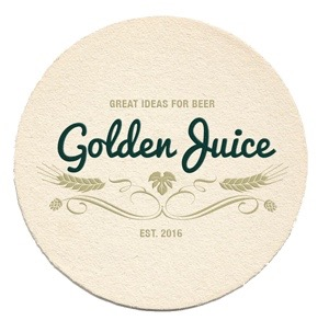 Golden Juice GmbH Bierdeckel